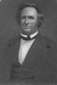 Gov. Charles James McDonald image. Click for full size.