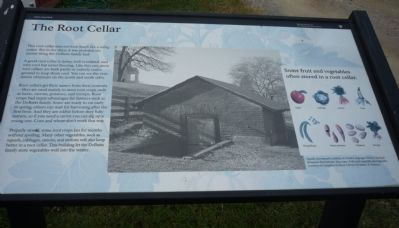 Root Cellar Marker image. Click for full size.
