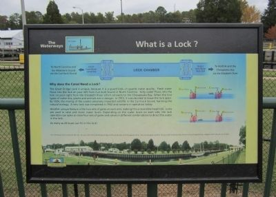 What is a Lock? Marker image. Click for full size.