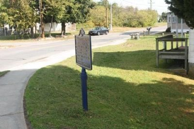 Indian River Hundred Marker at the Jersey Road image. Click for full size.