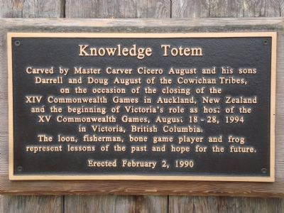 Knowledge Totem Marker image. Click for full size.
