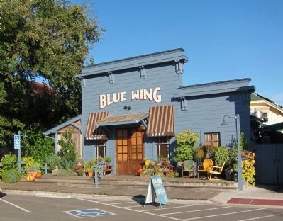 The Blue Wing Saloon Photo, Click for full size