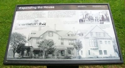 Expanding the House Marker image. Click for full size.