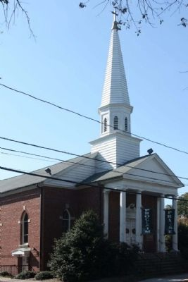 Georgetown Presbyterian Church image. Click for full size.