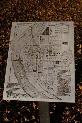 Saltsburg Map image. Click for full size.