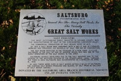 Great Salt Works image. Click for full size.