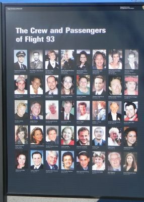 Flight 93 Marker Panel 4 image. Click for full size.