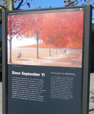 Flight 93 Marker Panel 6 image. Click for full size.