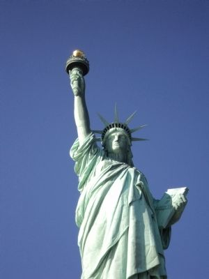 Statue of Liberty image. Click for full size.