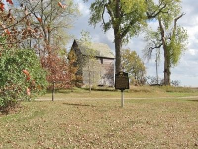Thomas Anderson Veblen and Kari Bunde Veblen Farmstead / History of the Veblen Farmstead Marker Photo, Click for full size