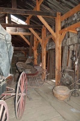 Sauerbier Blacksmith Shop image. Click for full size.
