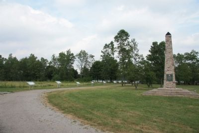 Battle of Chippawa Marker image. Click for full size.