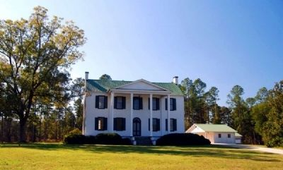 Belfast Plantation-<br>Front (East) image. Click for full size.