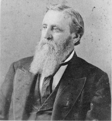 William Dunlap Simpson<br>October 27, 1823 &#8211; December 26, 1890 image. Click for full size.