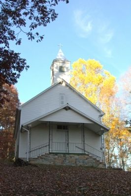 Mt. Olive Lutheran Church image. Click for full size.