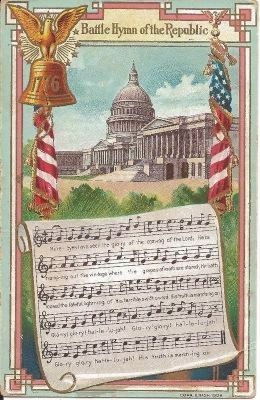 Battle Hymn of the Republic Photo, Click for full size