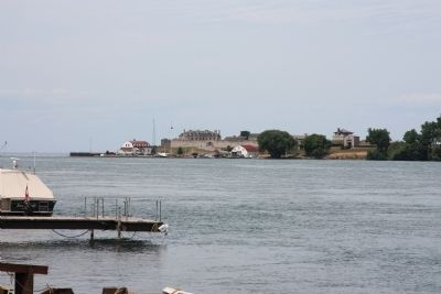 View of Fort Niagara image. Click for full size.