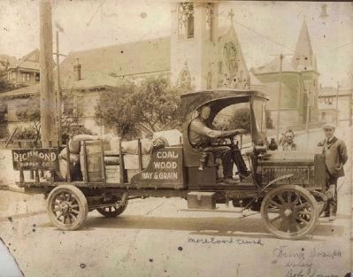 The Richmond Supply Company Truck image. Click for full size.
