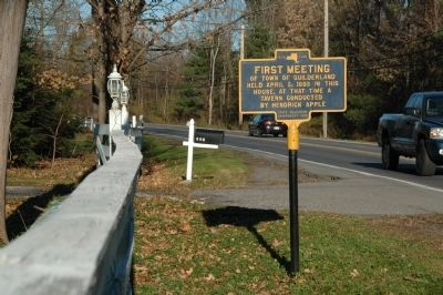 First Meeting Marker image. Click for full size.