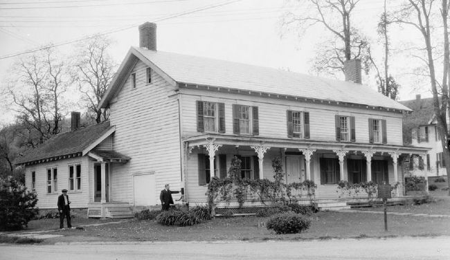 Inn of George Severson image. Click for full size.