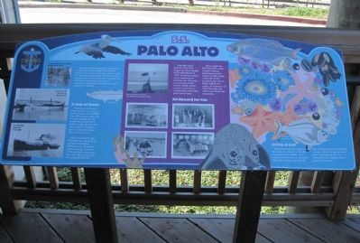 S.S. Palo Alto Marker image. Click for full size.