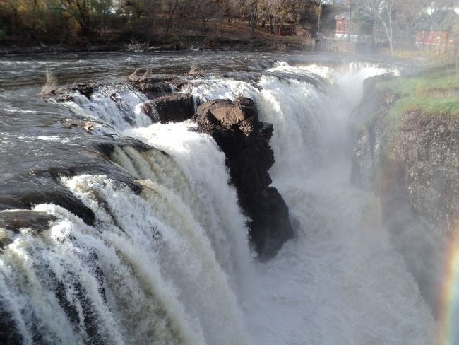 Great Falls of Paterson Photo, Click for full size