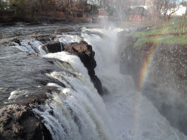 Great Falls of Paterson image. Click for full size.