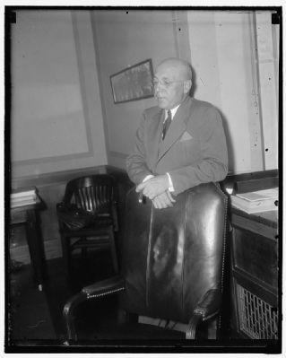Attorney General of Pennsylvania, Charles J. Margiotti image. Click for full size.