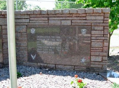 Galesville Area Veterans Memorial Photo, Click for full size