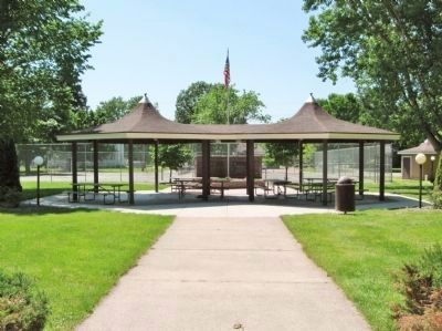 John F. Cance / Galesville Veterans Memorial Photo, Click for full size