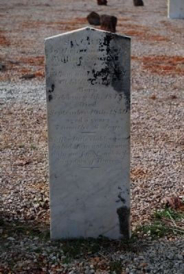 William S. Clinkscales Tombstone image. Click for full size.