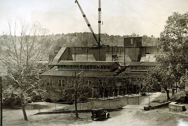 Portman Shoals Power Plant