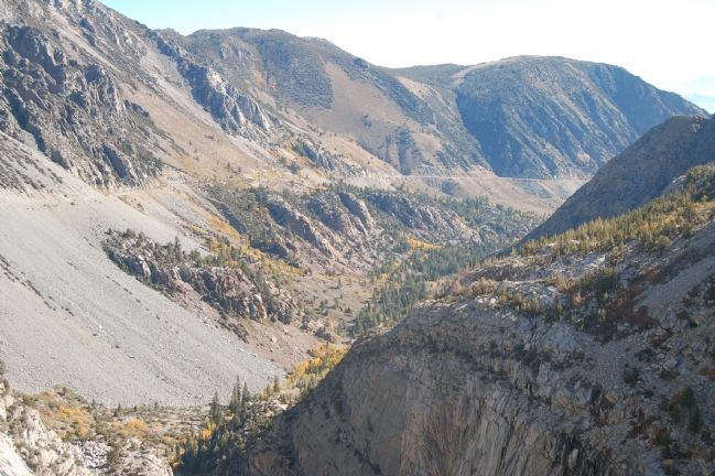 Tioga Pass Road image. Click for full size.