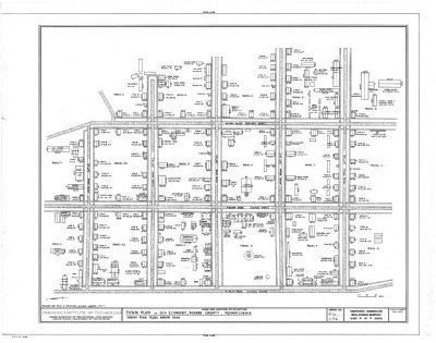 Economy Town Plan - During Peak Years image. Click for full size.