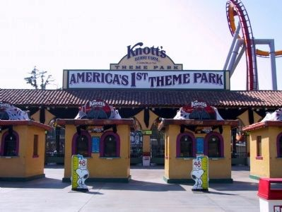 Knotts Berry Farm image. Click for full size.