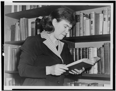 Dr. Margaret Mead image. Click for full size.