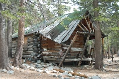 The Mahan Cabin Photo, Click for full size
