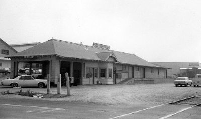 La Habra Pacific Electric Depot image. Click for full size.