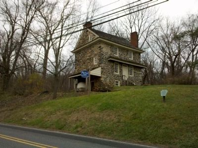John Chads House from the Street Photo, Click for full size