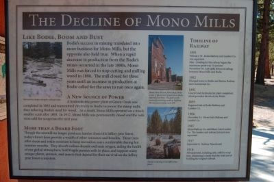 The Decline of Mono Mills - Panel 6 image. Click for full size.