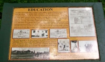 Education Marker image. Click for full size.