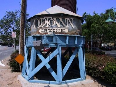 Old Town Irvine image. Click for full size.