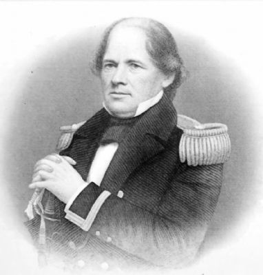Matthew Fontaine Maury, USN (1806–1873) image. Click for full size.