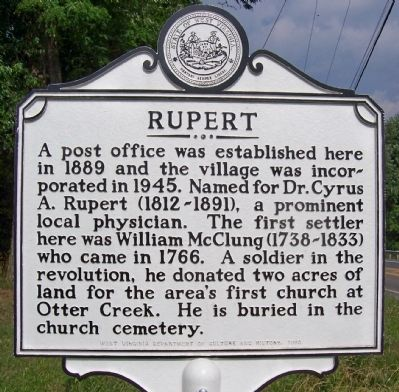 Rupert Marker image. Click for full size.