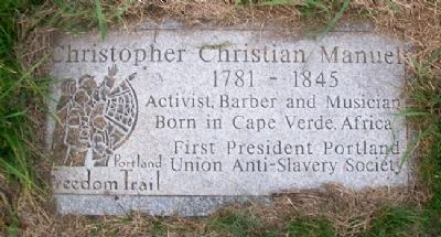 Christopher Christian Manuel Marker image. Click for full size.