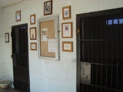 The Old Randsburg City Jail image. Click for full size.