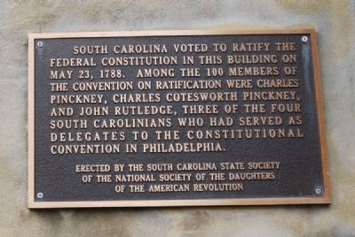 Convention on Ratification Marker image. Click for full size.
