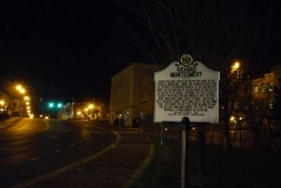 Richard Montgomery Marker Photo, Click for full size