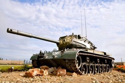 M48 Patton Tank image. Click for full size.