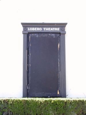 Lobero Theatre Photo, Click for full size
